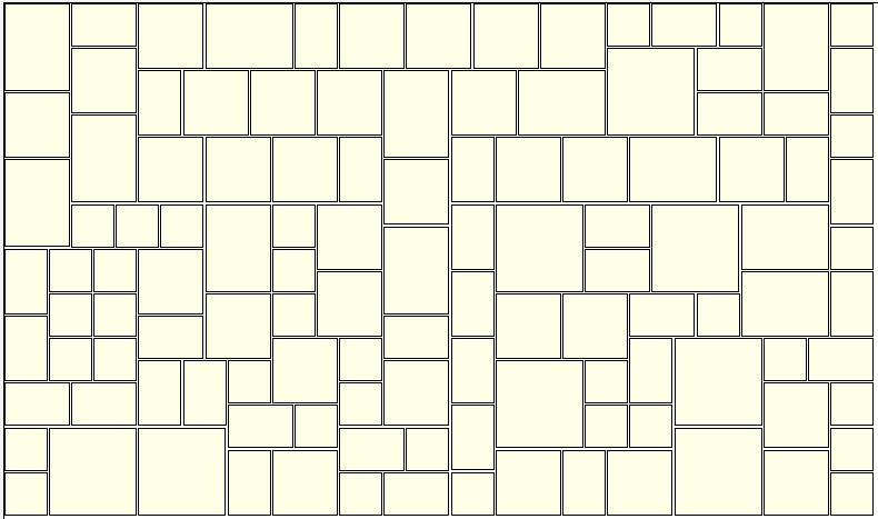 Indian sandstone pattern 5 sizes
